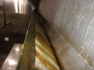 Kitchen Exhaust System Cleaning At Thai Restaurant In Houston