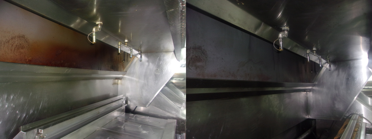 Restaurant Vent Hood Cleaning In Houston TX