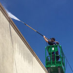 Houston Commercial Pressure Washing