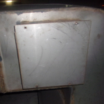 Houston Exhaust Duct Access Door