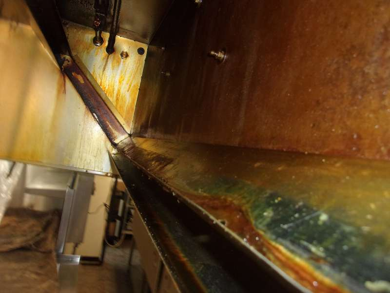 kanela professional kitchen exhaust cleaning