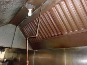 Tex-Mex Restaurant Vent Hood Cleaning in Houston